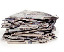 Крадење бесплатни весници се казнува со закон