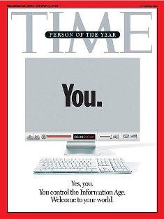 """Личност на 2006 според """"Time"""": Ние!"""
