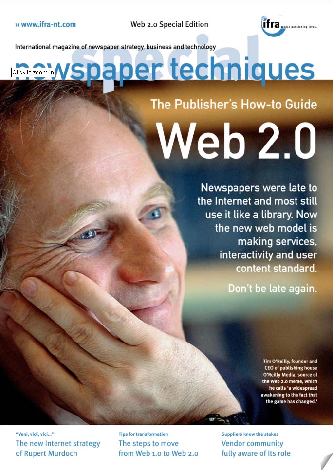 IFRA special report: Web 2.0