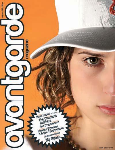 Avangarde magazine #2