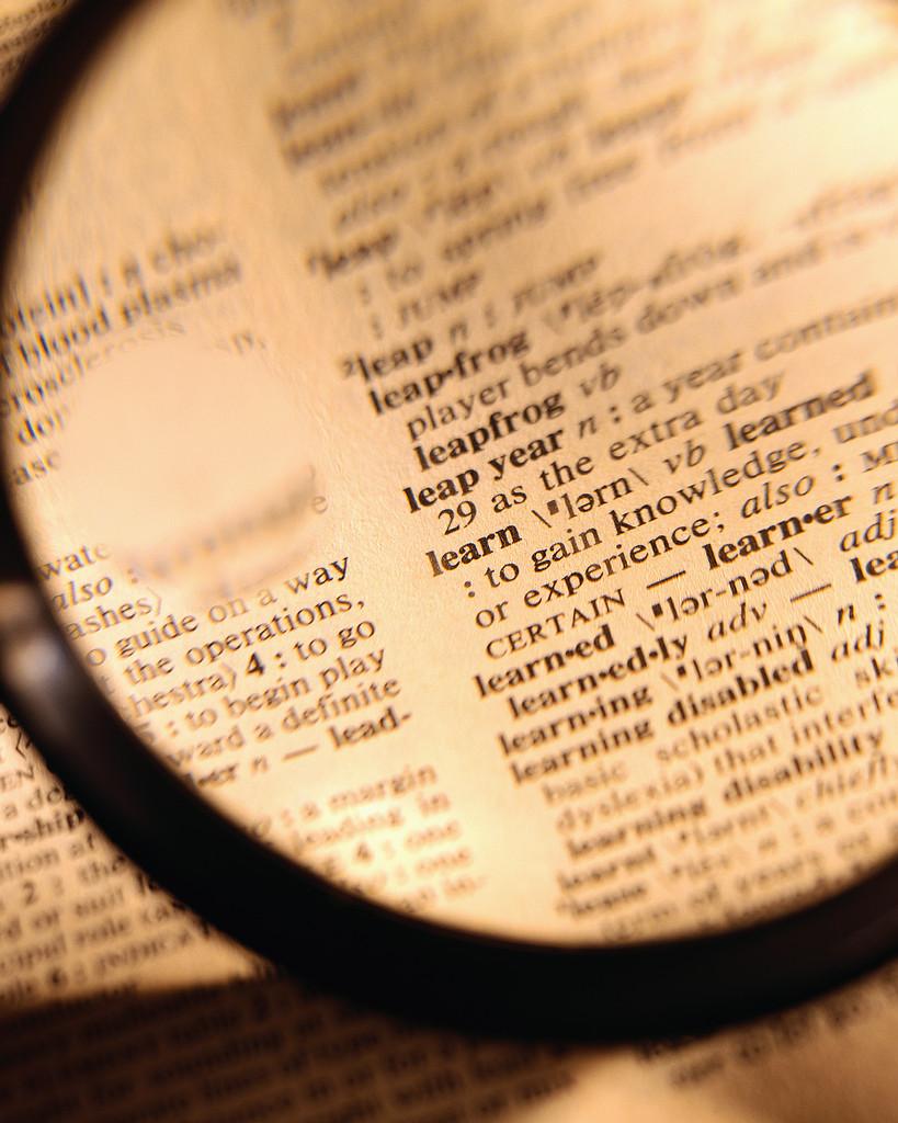 Толковен речник на новинаризми RELOADED