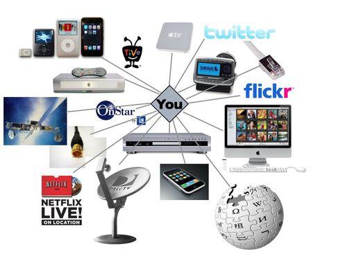 8 причини зошто новите медиуми се развиваат
