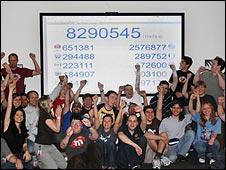 Mozilla урниса го рекордот