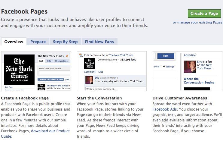 Зошто Facebook Page, а не личен профил за твојот бренд