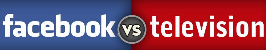 Facebook vs TV