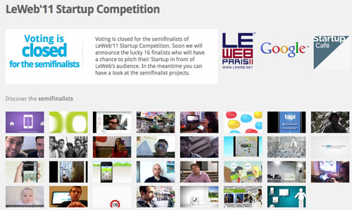 LeWeb Startup's YouTube Channel