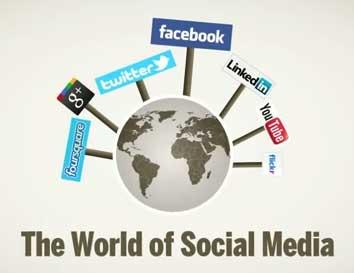 The World of Social Media 2011 [video]