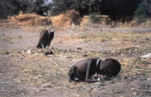 Kevin Carter, Sudan 1994.
