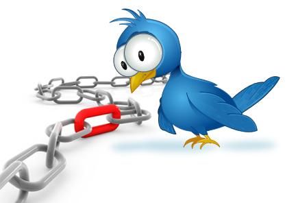 За линкот (семоќен) и Твитер!