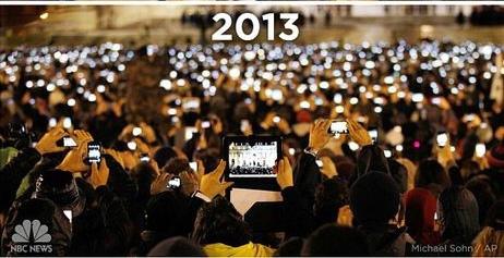 2013-та на социјалните медиуми