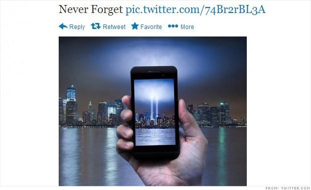 AT&T 9.11. tweet