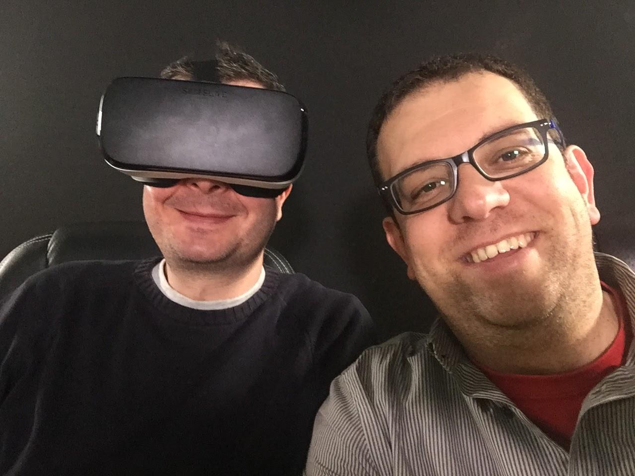 #комкaст 65 – Samsung Gear VR, Facebook Livestream & Like+, Abrakadabra