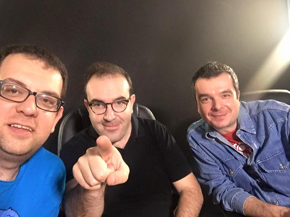 #комкаст 22 – Franck Nouyrigat ко-основач на Startup Weekend