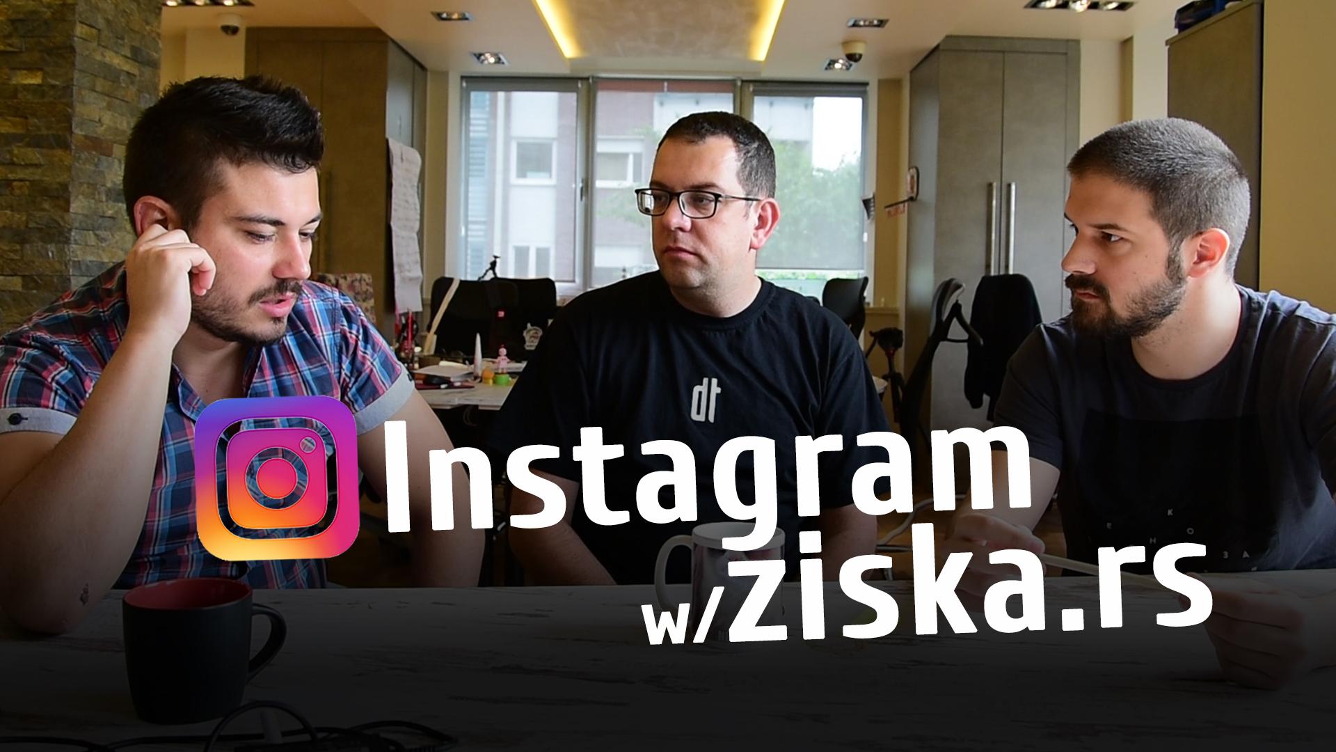 #комкаст – Instagram муабет со Ziska.rs – s02e07