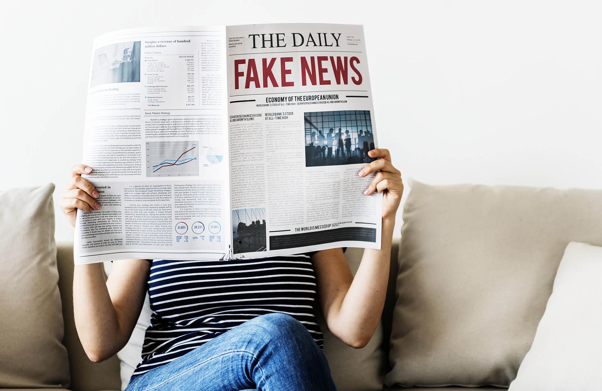 Како да препознаеш лажни вести и онлајн дезинформации