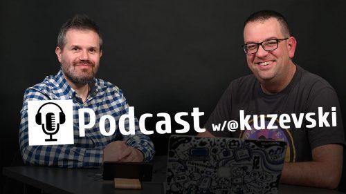 #комкаст 80 – Podcast со Мите Кузевски