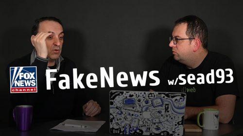 #комкаст – Лажни вести со Сеад Џигал – s03e01