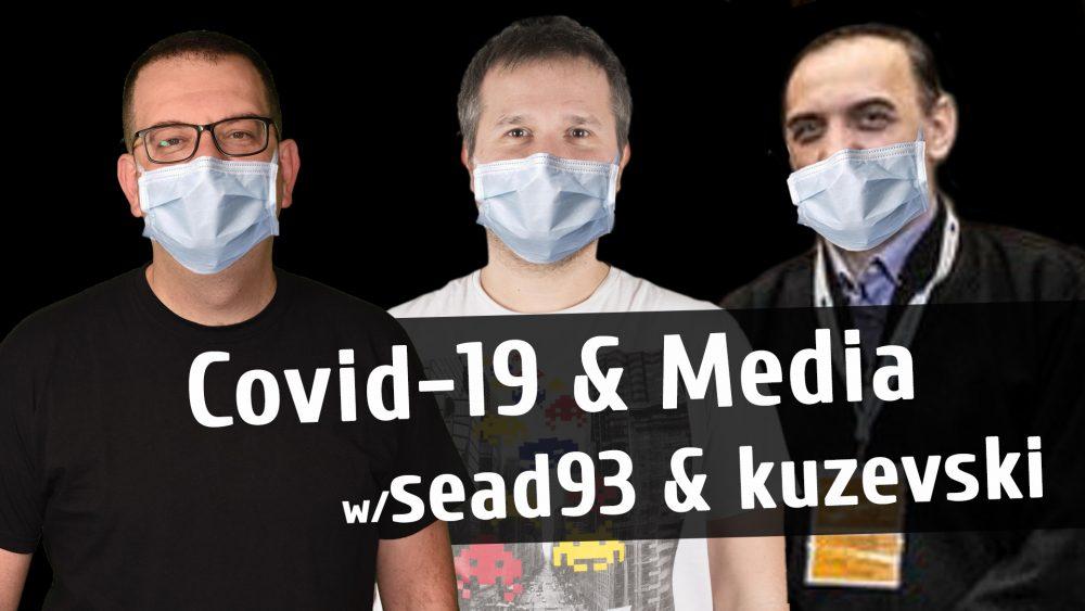 #комкаст – Медиумите и covid-19 – s03e05