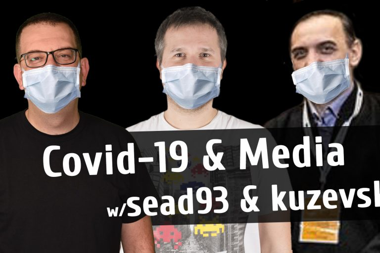 #комкаст 83 – Медиумите и covid-19